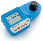 HI 96701 – Fotométer a szabad klórtartalom méréséhez